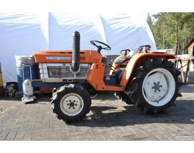 Міні трактор Kubota B1600DT