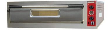 Піч для піци 1-камерна (макс. 4 піци d= 35cm) ENTRY 4