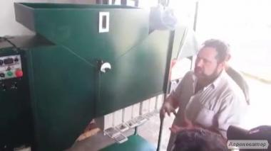Оборудование для очистки зерна. Зерноочистительные машины