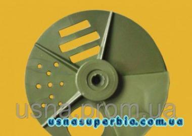 Загороджувач летковий круглий 3-х елементну (пластмаса)