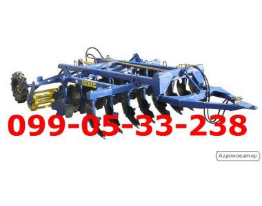 Борона тракторная АГД – 2,8Н(полуприцепная)