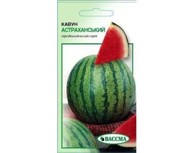 Семена арбуза. Арбуз «Астраханский»