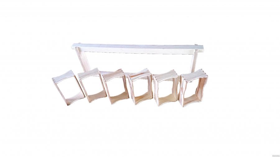 Рамки для сотового меду (57х68х36)