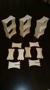 Рамки для сотового меда (57х68х36)