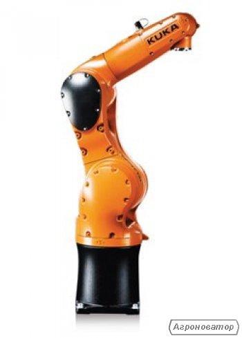 Робототехніка Kuka KR 6 R700 fivve (KR Agilus)
