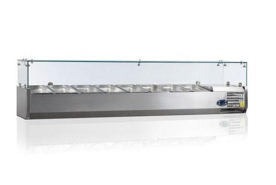 Витрина холодильная TEFCOLD VK38-200 (настольная)