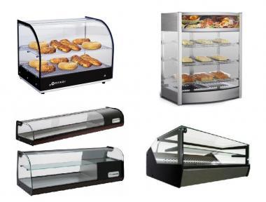Витрины настольные (Суши-кейс, Барные, Кондитерские холодильные) в Кредит или Рассрочку