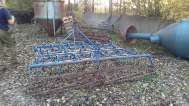 Агрегат грунтообробний