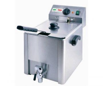 Фритюрница HDF- 8 Inoxtech