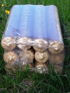 Паливні брикети Nestro (євродрова)
