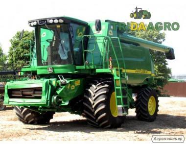 Комбайн John Deere 9680i WTS (2007)