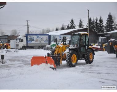 Прибирання снігу