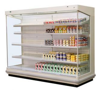 Горка холодильная Суперм. 2,5м RCH Hercules-2,5