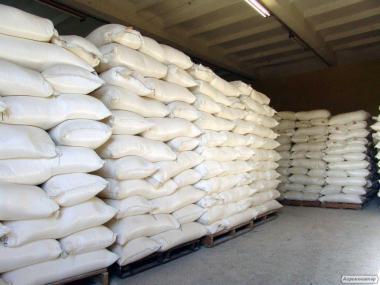 Соль каменная 3 помол в корм для животных 50 кг, 1000 кг