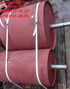Ролики конвеєрні діаметр 89