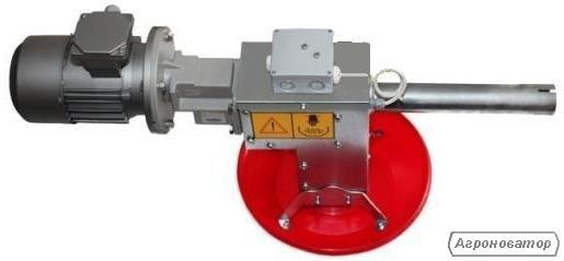 Мотор-редуктор Roxell з останньої годівницею 0,55 кВт