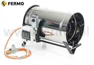 Теплогенератор газовый