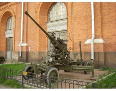 Продам прицеп 2осный от зенитного орудия BOFORS