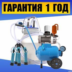 Масляный доильный аппарат Буренка-1. Без предоплаты / доставка