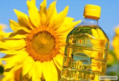 Соняшникову олію рафіновану / нерафінована на експорт