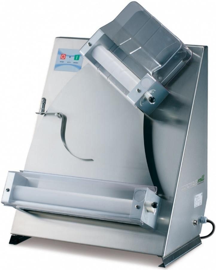 Тісторозкаточна машина Mecnosud DL40