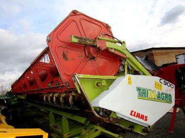 Жатка зернова Claas Avto-Contour C900 (2000)