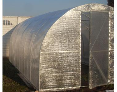 Чехол Экватор для теплицы Славна 3 12 м