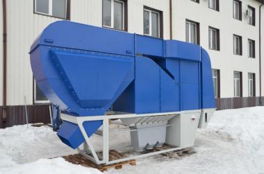 Зерноочистительный комплекс АСМ-50 с камерой аспирации