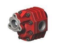 Шестерневий двигун серії MTH/гідромотор