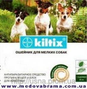 Нашийник Килтикс для собак (35 см)