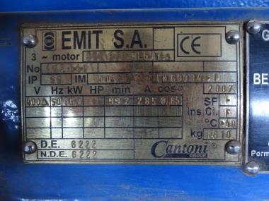 електродвигун 160 кВт