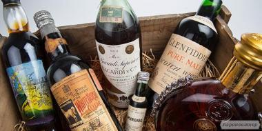 Куплю элитный алкоголь (коньяк, виски, вино)