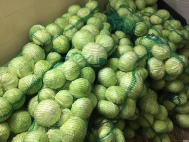 Продам капусту пізню, хорошої якості, довгого зберігання.
