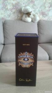 Віскі Chivas Regal 18 років у коробці