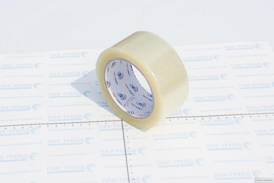 Клейкая лента для упаковки  48*100