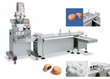 Формуючі машини/ лінії для виробництва кондитерських виробів з начинк