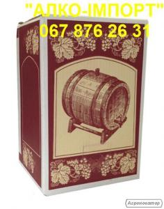 Молдавский коньяк 5, 10 л., водка 10 л. тетрапак, оптом и в розницу