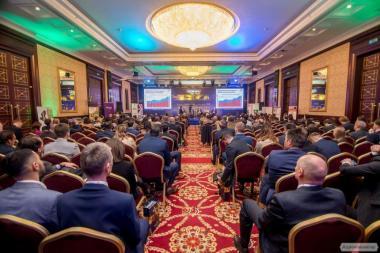 конференции 'BLACK SEA GRAIN' и 'BLACK SEA OIL TRADE' 2020