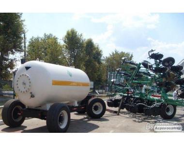 Агрегат внесення безводного аміаку в ґрунт `NitroMaste
