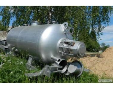 Котёл вакуумный КВ-4,6М* и Ж4-ФПА для производства животных кормов.