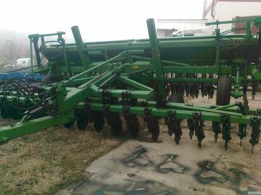 Great Plains-СРН 2000 зерновая сеялка, захват 6м с внесением удобрений