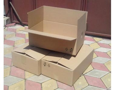 Продаю картонні коробки бу (59х39х20)див.