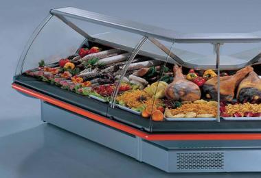 Вітрина холодильна Criocabin Express