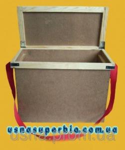 Ящик для перевезення бджіл для 6-ти рамок типу Дадан
