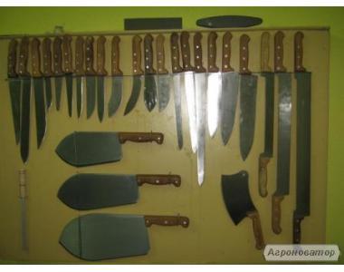 Ножі для оброблення риби (шкерочные).