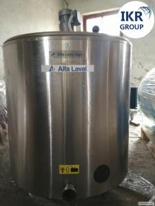 Охладитель молока Alfa Laval на 200 литров