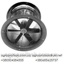 Змішувальні вентилятори Дельтафан