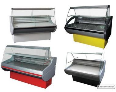 Продам холодильні та морозильні вітрини нові в наявності