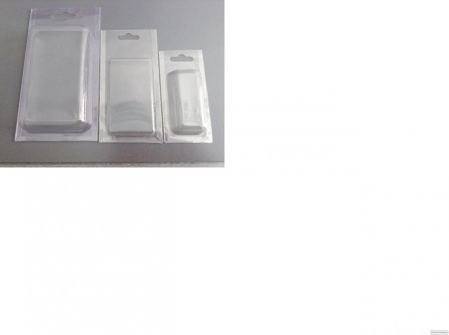 Блістер і упаковка блістерна для метизів та будівельного кріплення
