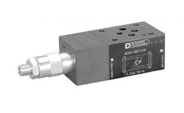 Запобіжний клапан прямої дії СЕТОР 03 MCD